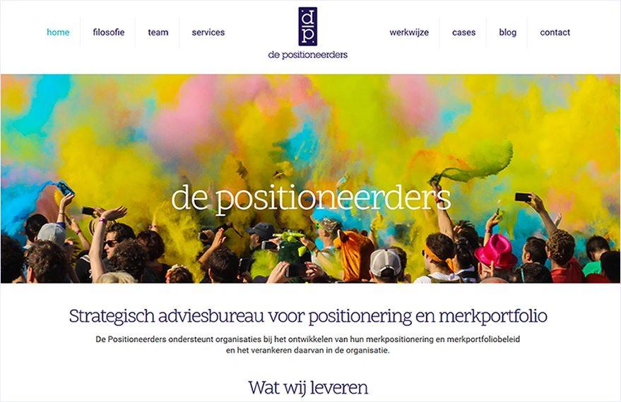 Strategisch adviesbureau voor positionering en merkportfolio