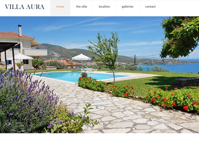 Villa Aura for sale in Epidavros