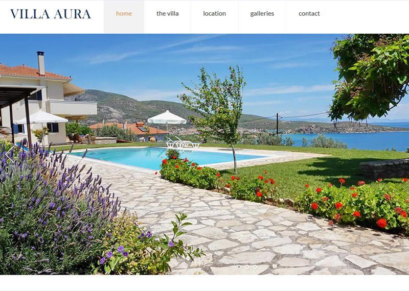 Villa Aura for sale in Epidavros